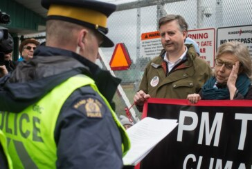 New Democrat MP who pleads guilty in pipeline protest says he has no regrets