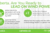 New study identifies the economic potential of Alberta's wind energy sector
