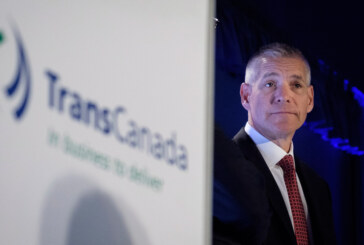 Despite falling profits, TransCanada beats quarterly expectations