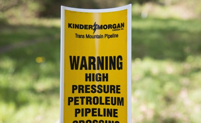 A country divided: Poll finds split on Trans Mountain pipeline, except in Alberta