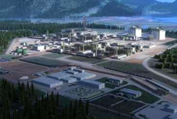 LNG Canada's planned $40B Kitimat project moving toward approval