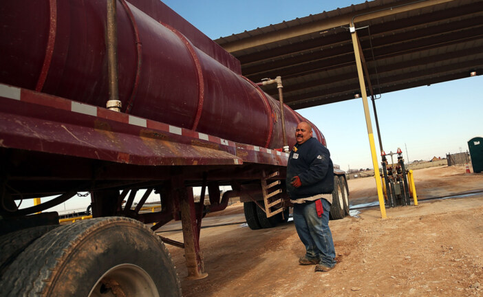 'Death Highway' is where oil prices, truck fatalities intersect