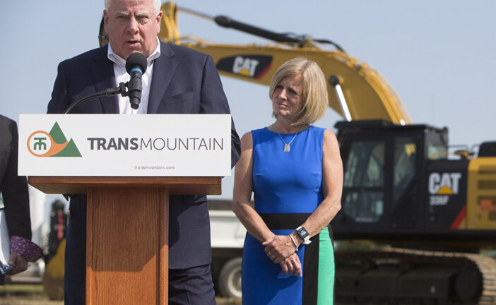 Varcoe: Get ready for Alberta to own a stake in Trans Mountain if costs climb