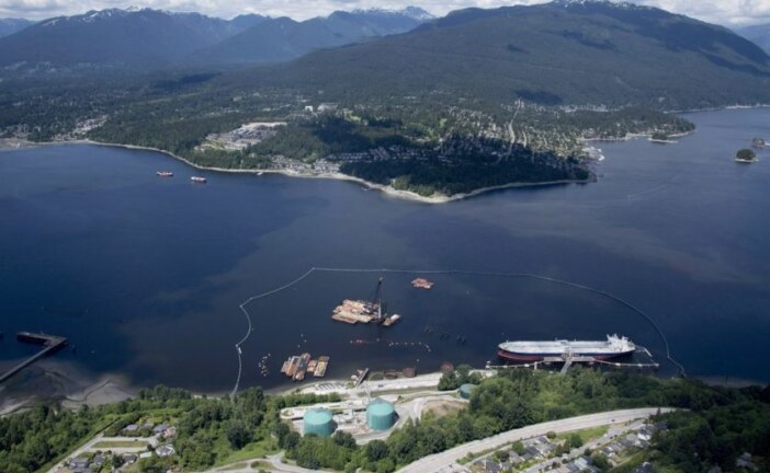 Supreme Court dismisses Burnaby's case against Trans Mountain pipeline