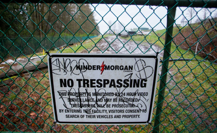 Kinder Morgan hires TD to sell Canadian business: sources