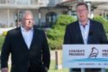 Ontario's Doug Ford joins forces with Saskatchewan against carbon tax at premiers' meeting