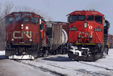 Varcoe: Canada bought an oil pipeline. Now how about some locomotives?