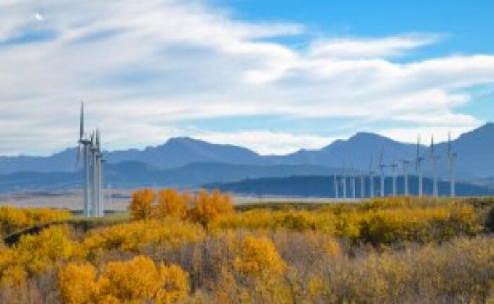 Alberta's abundant wind resource is putting a whole new spin on energy development