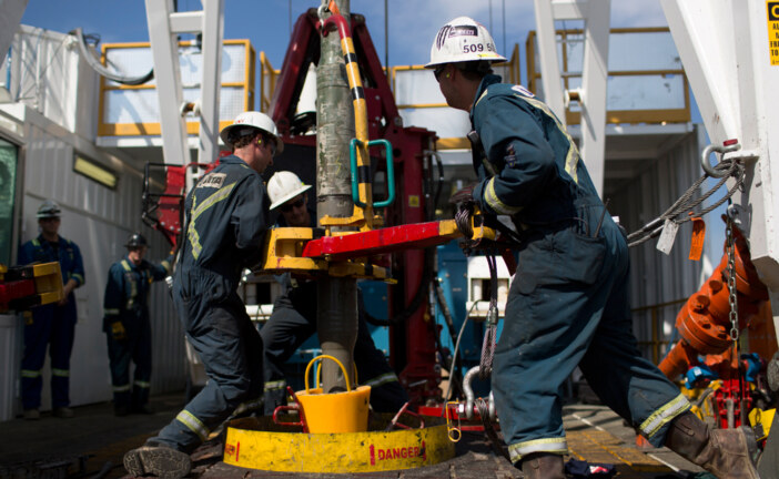 The price of heavy Canadian crude has collapsed to a record low