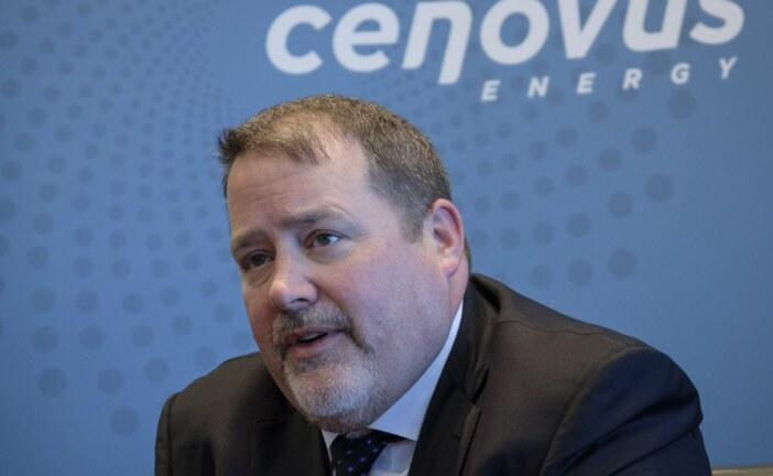 Varcoe: Cenovus CEO says crude oversupply causing fire-sale prices, creating 'massive destruction of value'