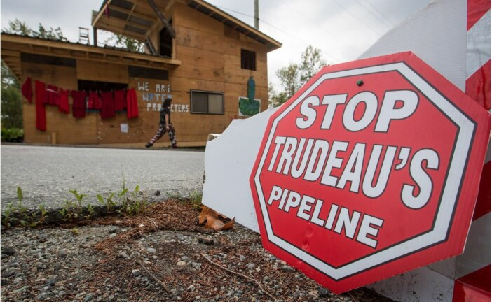 Breakenridge: Pipeline obsession has sabotaged green group's goals