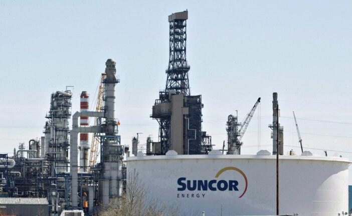 Oil curtailment cuts incentives to build refineries in Alberta: Suncor