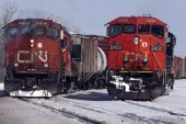 CN Rail planning pilot plant to create oilsands bitumen pucks that are easy to ship and float in water