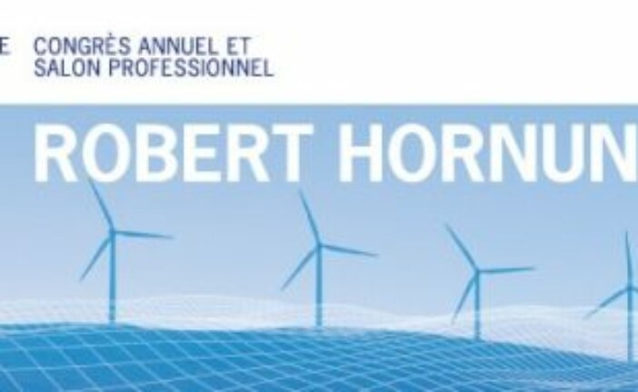 """Robert Hornung: """"wind energy can provide more services to the grid than just low-cost energy."""""""