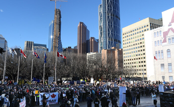 Corbella: Some timely boos in Calgary from world's most polite protesters