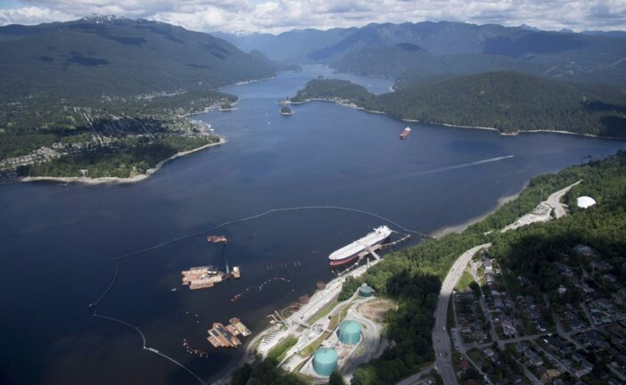 NEB's draft conditions for Trans Mountain pipeline include creation of marine protection program