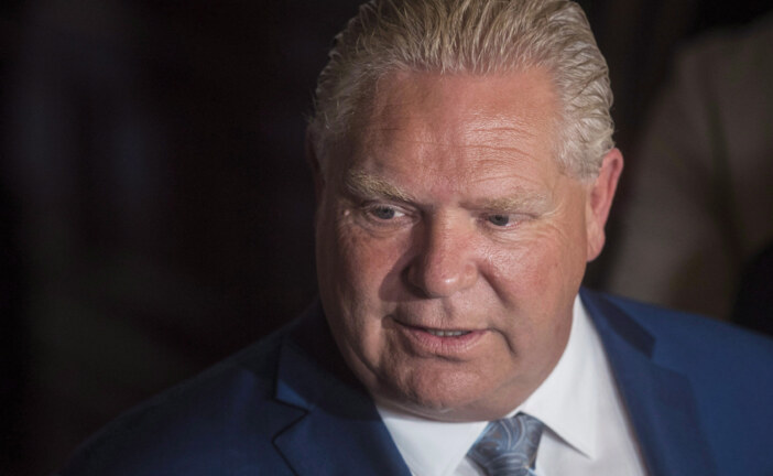 Hardly anyone supported Doug Ford's decision to scrap cap and trade in Ontario, commissioner says