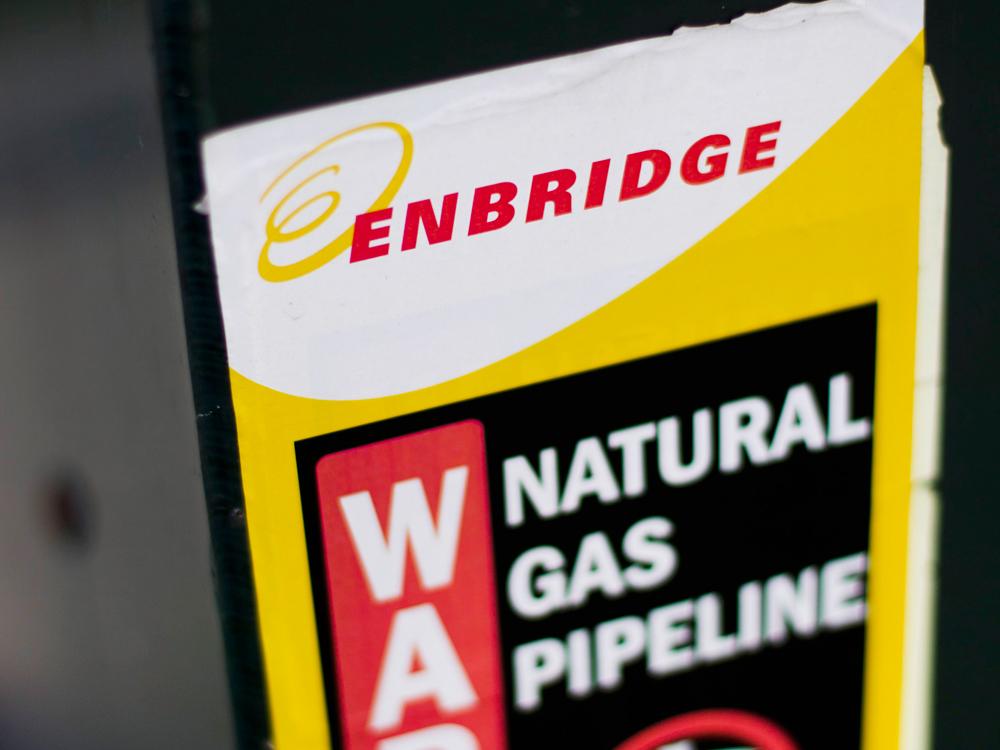 Enbridge gas pipeline explosion creates fireball in Ohio