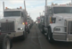'Astounding' truck convoy in Nisku coincides with speech by Andrew Scheer