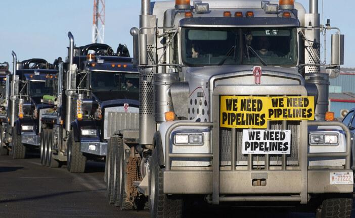 'Yellow vest' moniker separates groups preparing convoy to Ottawa