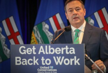 Varcoe: Kenney pledges to cut corporate taxes and defibrillate economy