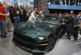 Detroit show has SUVs, horsepower, but electric cars are few