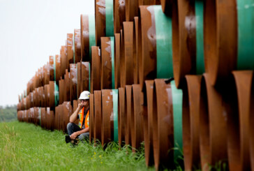 Enbridge Line 3 delays may cause oil-by-rail to skyrocket to new heights, see Alberta extend curtailment