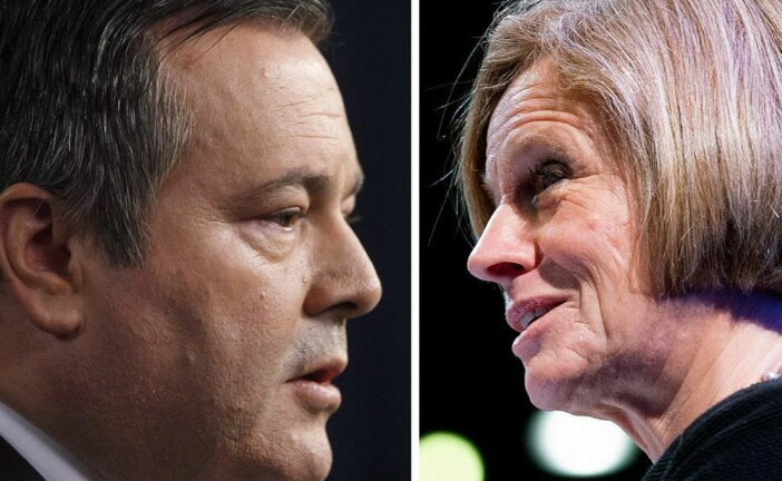 Varcoe: Notley and Kenney pitch divergent plans for 'energy salvation'