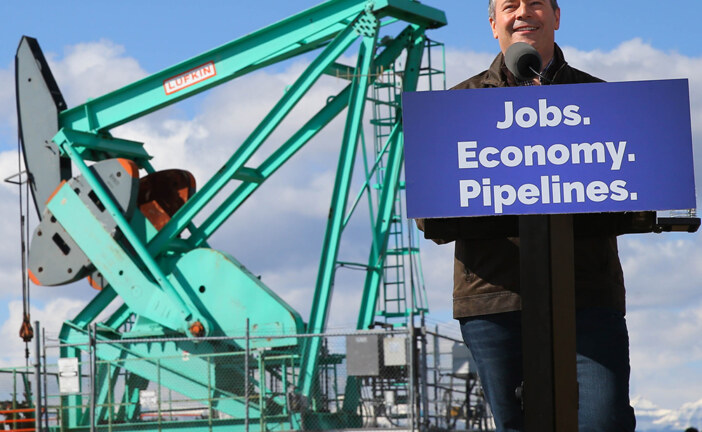 Kenney promises to speed up well approvals, get 'fair price' for natural gas