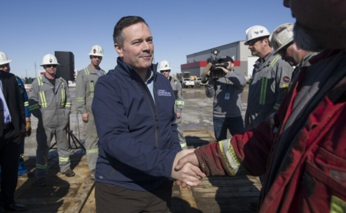 Kenney and United Conservatives promise $714-million budget surplus by 2023