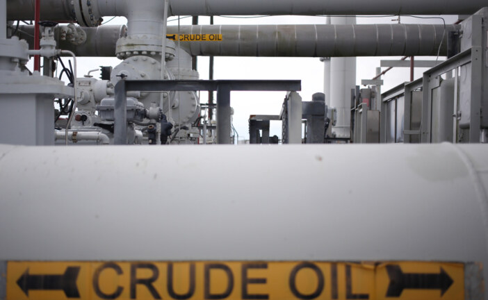 Exxon and other oil giants say the crude they bought from the U.S. government's reserves was tainted with poisonous gas