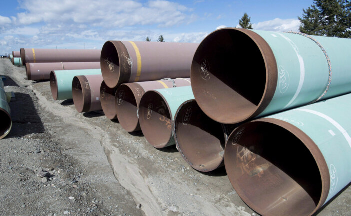 Construction firms fear gridlock as Ottawa delays decision on Trans Mountain pipeline