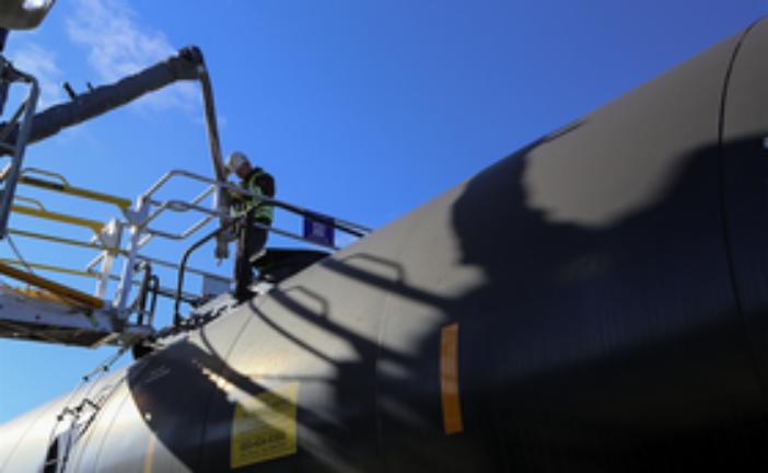 Imperial shutting down crude by rail, blames curtailment program