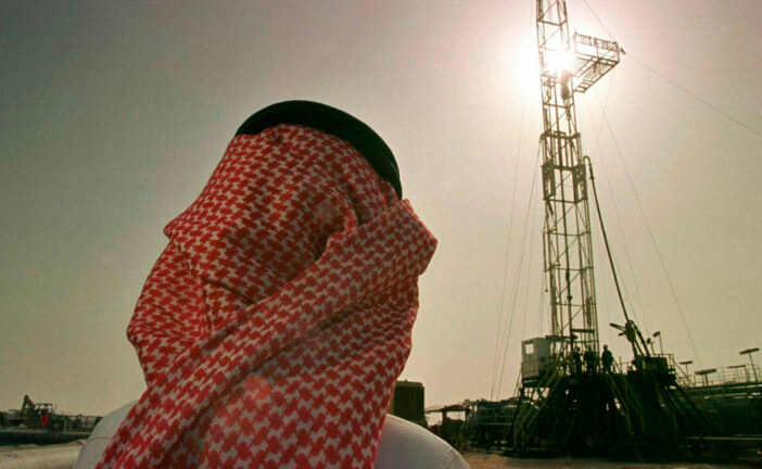 Saudi Arabia's biggest oil field is fading faster than anyone guessed