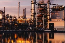 Explosion at Shell's Scotford refinery