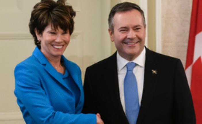 Former CEPA senior director Sonya Savage is Alberta's new energy minister