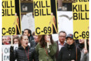 Why the controversial Bill C-69 is set to become an election issue