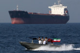 Oil is surging higher today after Iran shoots down U.S. military drone over crude chokepoint Strait of Hormuz