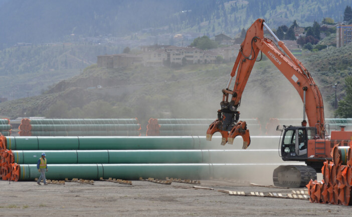 Trans Mountain construction work can go ahead as National Energy Board re-validates permits