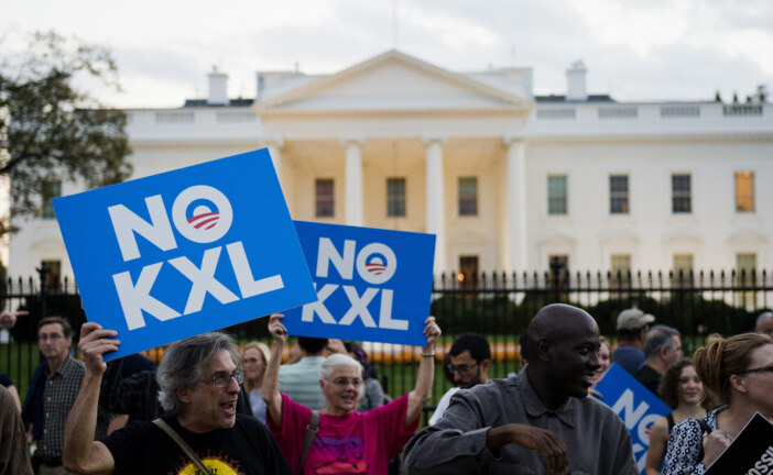 Green groups launch new federal lawsuit to block Keystone XL pipeline