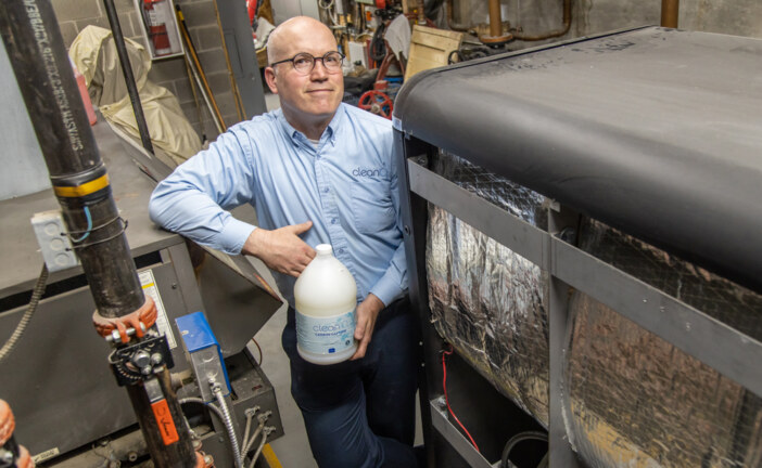 How one Calgary company turns CO2 into soap with its micro-carbon capture technology