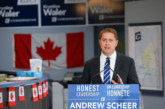 Scheer Would Fast Track Pipeline Fights Right To Supreme Court