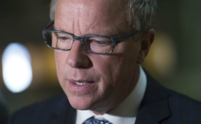 Brad Wall: Recent Court Decisions on TMX- Actually Positive