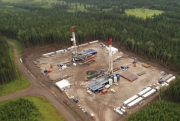 Canada Weekly Rig Count Up 2 for Week Ending August 7, 2020