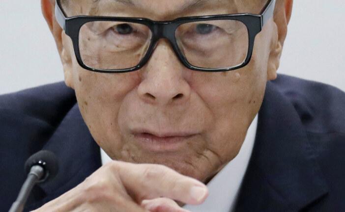 Hong Kong's richest man began investing elsewhere years ago. Did he sense a political crisis?