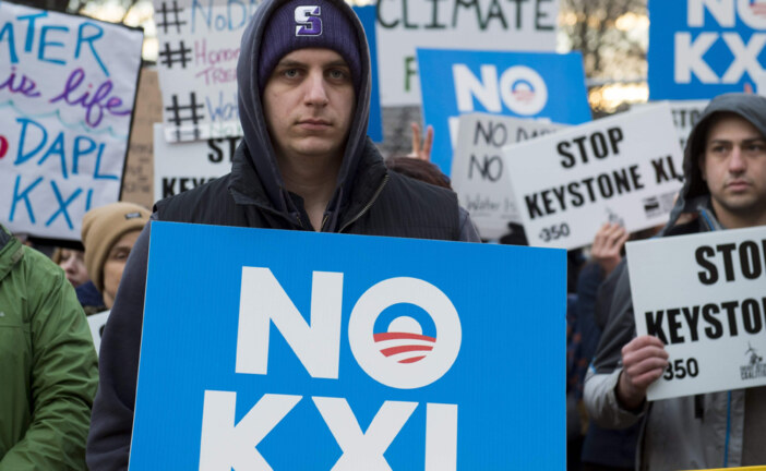 Trump's fast-tracking of oil pipelines, including Keystone XL, backfires with escalation of aggressive legal fights