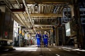 Sturgeon Refinery update: gasifier test run and maintenance shutdown well underway