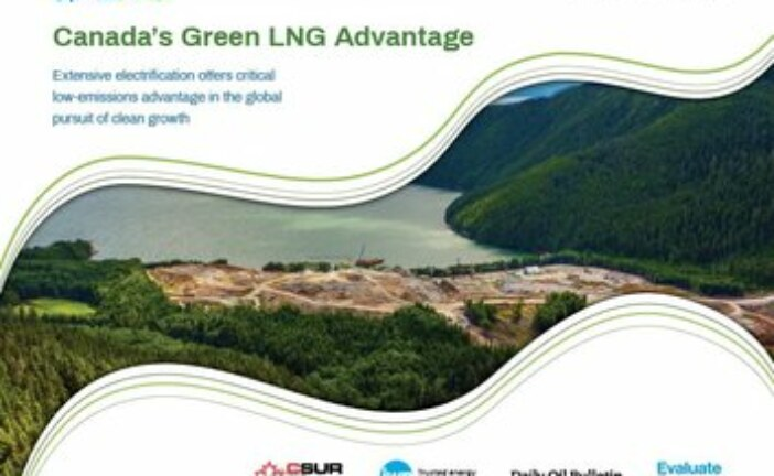Extensive electrification, methane reductions hold keys to Canada's LNG success: Report