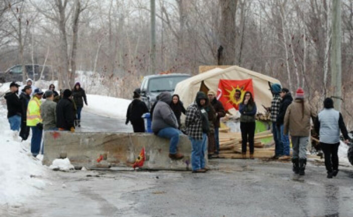 Canadian Pacific obtains injunction to end Mohawk rail blockade in Kahnawake