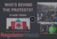 WATCH! WHO'S BEHIND THE PROTESTS? – Interview with Independent Journalist & Radical Watcher Greg Renouf
